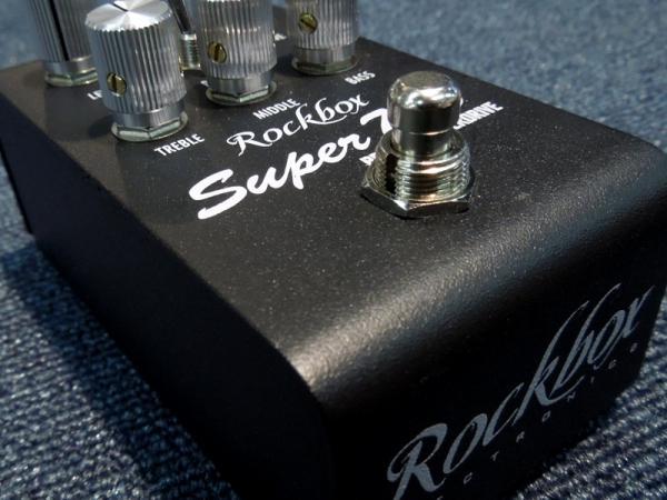 Rockbox Electronics Super 763【プリアンプ・オーバードライブ 】