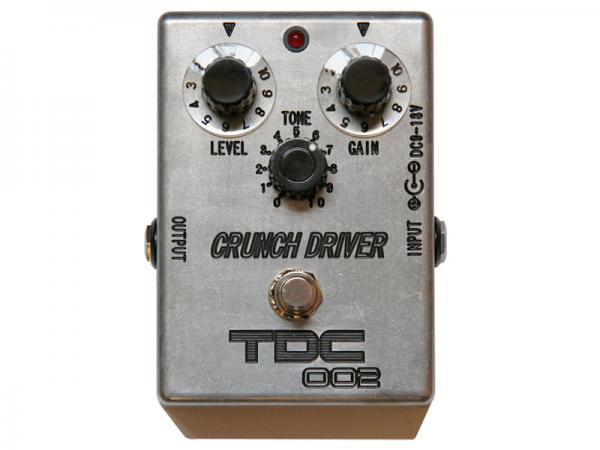 TDC CRUNCH DRIVER TDC-002【オーバードライブ  】