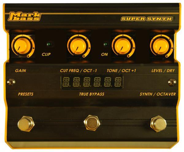 Markbass ( マークベース ) Super Synth 【ベースシンセ  】