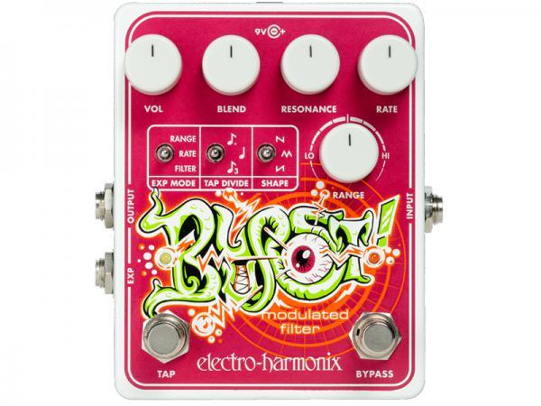 Electro Harmonix ( エレクトロハーモニクス ) Blurst Modulated Filter【モジュレーター エンベロープフィルター  】