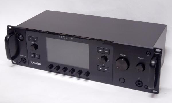 LINE6 ( ラインシックス ) Helix Rack 【ギタープロセッサー ラックタイプ  】