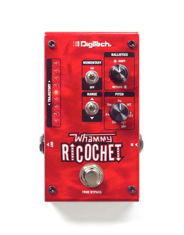 Digitech ( デジテック ) Whammy Ricochet 【ペダルレス・ワーミー エフェクター  】