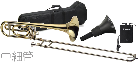 J Michael ( Jマイケル ) TB-650M トロンボーン B品 新品 テナーバストロンボーン 中細管 B♭ F tenor bass trombone サイレントブラス SB5X セット D 北海道 沖縄 離島不可