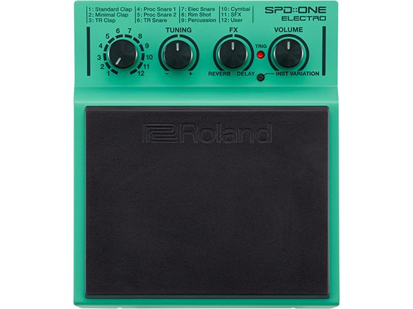 Roland ( ローランド ) SPD::ONE ELECTRO   【SPD-1E 】