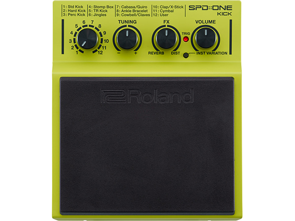 Roland ( ローランド ) SPD::ONE KICK【SPD-1K】