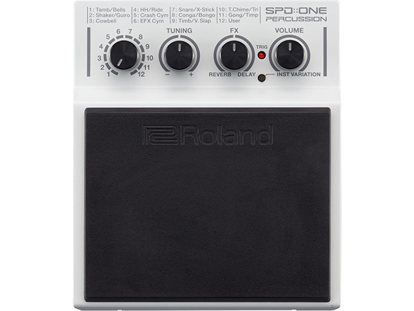 Roland ( ローランド ) SPD::ONE PERCUSSION 【SPD-1P】