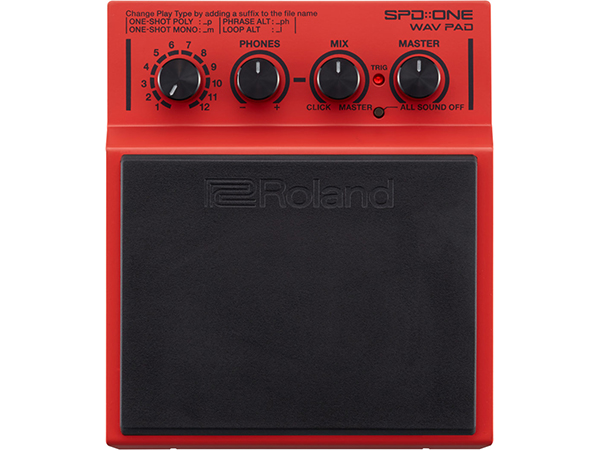 Roland ( ローランド ) SPD::ONE WAVE PAD 【SPD-1W 】