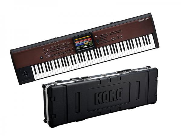 KORG ( コルグ ) KRONOS2-88 LS 専用ハードケースセット