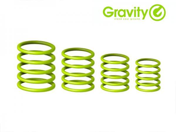 Gravity ( グラビティー ) GRP5555 GRN1 グリーン  (Sheen Green) ◆ Gravityスタンド用 ユニバーサルリングパック シーングリーン