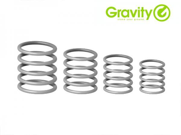 Gravity ( グラビティー ) GRP5555 GRY1 グレー (Concrete Grey) ◆ Gravityスタンド用 ユニバーサルリングパック コンクリートグレイ