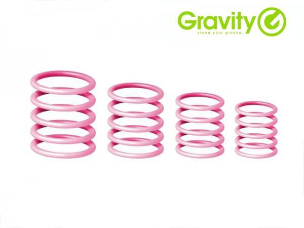 Gravity ( グラビティー ) GRP5555 PNK1 ピンク (Misty Rose Pink) ◆ Gravityスタンド用 ユニバーサルリングパック ミスティローズピンク