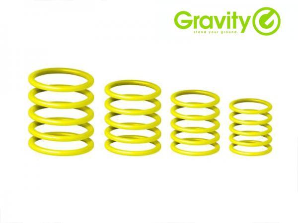 Gravity ( グラビティー ) GRP5555 YEL1 イエロー (Sunshine Yellow ) ◆ Gravityスタンド用 ユニバーサルリングパック サンシャインイエロー