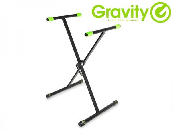 Gravity ( グラビティー ) GKSX1 ◆ X型 キーボードスタンド