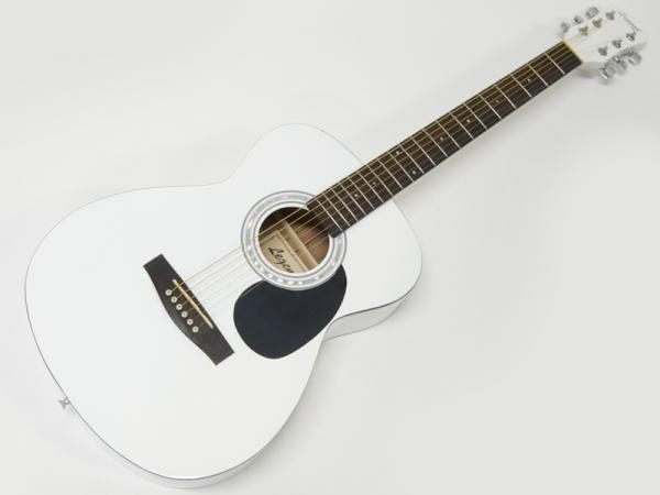 Legend ( レジェンド ) FG-15 (WH)  AGスタートパック10点セット【初心者 入門 教則本 チューナー付 アコースティックギター SET】