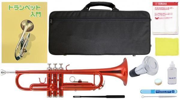 Kaerntner ( ケルントナー ) KTR-30 MRD トランペット レッド 新品 初心者 管楽器 本体 赤色 メタリック カラー B♭ Trumpets KTR30 RED セット B 北海道 沖縄 離島不可