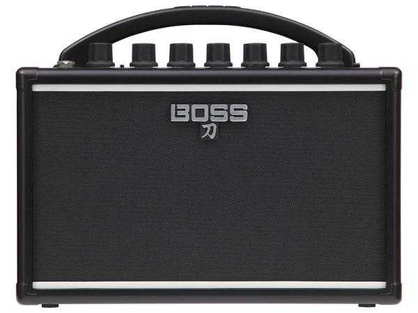 BOSS ( ボス ) KATANA-MINI【ギターアンプ  バッテリー駆動】
