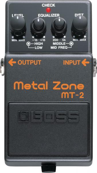 BOSS ( ボス ) MT-2