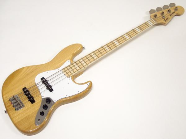 FENDER Japan Exclusive Classic '70s Jazz Bass / Nat / M