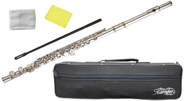 Kaerntner ( ケルントナー ) KFL29 リングキイ フルート 新品 銀メッキ Eメカニズム 管楽器 C管 本体 楽器 KFL-29 Open Hole flute 沖縄 離島不可