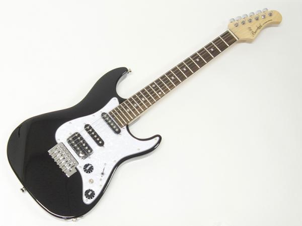Bacchus ( バッカス ) GS-Mini(BLK)  エレキギタースタートパック15点セット【  ミニ エレキギター アウトレット 初心者 入門 セット 】