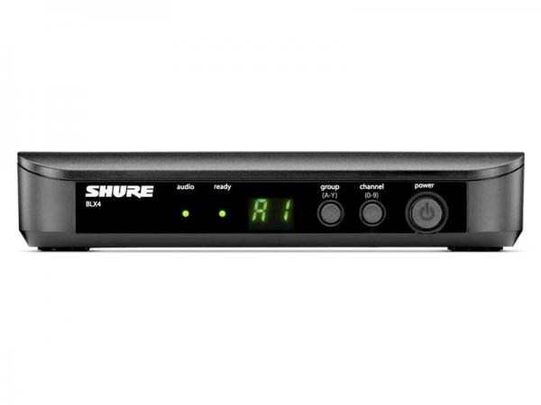 SHURE ( シュア ) BLX4  ◆ BLXシリーズ用 受信機