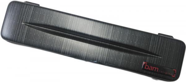 bam ( バム ) 4009XLLB ブラックラズール フルートケース ハイテック フルート用 ハードケース シングル C管 H管 ケース HIGHTECH FLUTE CASE Black Lazure