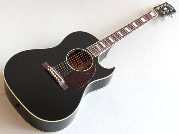 Gibson ( ギブソン ) LTD 1950's CF-100 Ebony Black