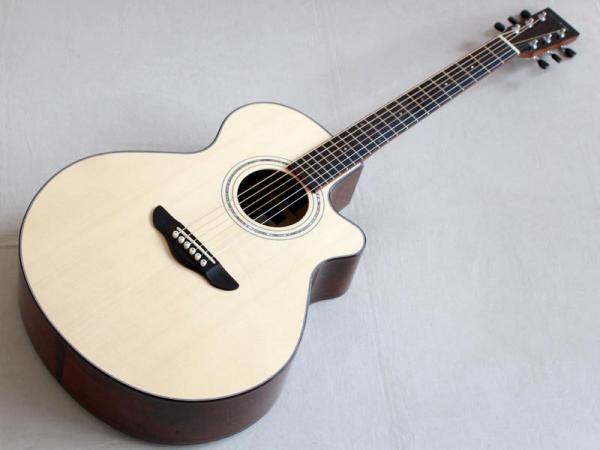 Northwood Guitars 80-MJV インゲルマンスプルース&マダガスカルローズ