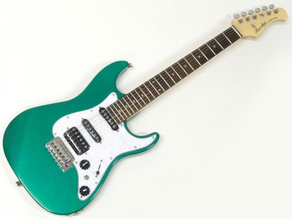 Bacchus ( バッカス ) GS Mini(GRM) エレキギタースタートパック15点セット【  ミニ エレキギター アウトレット 初心者 入門 セット 】
