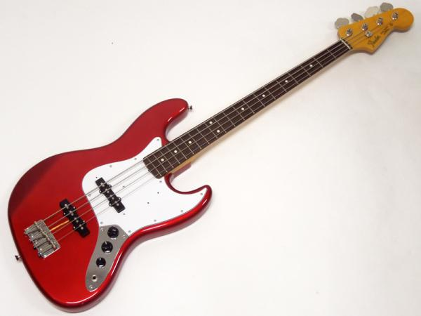 FENDER MADE IN JAPAN TRADITIONAL 60S JAZZ BASS CAR