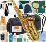 YAMAHA ( ヤマハ ) 【予約】 YAS-62 アルトサックス 新品 日本製 管楽器 サックス 管体 ゴールド 初心者 アルトサクソフォン YAS-62-04 【 YAS62 セット C 】