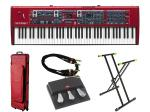 CLAVIA Nord Stage 3 HP 76 ライブセット 1