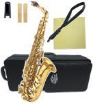 J Michael ( Jマイケル ) AL-780 アルトサックス 新品 アウトレット 初心者 管楽器 ゴールド 管体 サックス E♭ 本体 AL780 Alto Saxophones