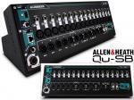 ALLEN&HEATH ( アレンアンドヒース ) QU-SB   18入力 コンパクトデジタルミキサー