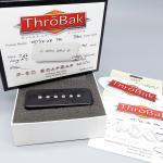 ThroBak ( スローバック ) '55/'56-SB P-90 MXV / Aged Black Cover / Neck