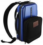 GL CASES ( GLケース ) GLK-CL-E クラリネット用ケース ブルー リュックタイプ ハードケース B♭クラリネット用 ケース COMBI CLARINET CASE Royal blue