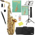Kaerntner ( ケルントナー ) KAL62 アルトサックス 新品 管楽器 サックス 管体 ゴールド アルトサクソフォン 本体 E♭ alto saxophone   【 KAL62 セット F】