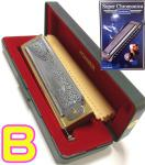 HOHNER ( ホーナー ) 【 B調 】 Super Chromonica 270 クロマチックハーモニカ 270/48 スーパークロモニカ270 12穴 スライド式 ハーモニカ クロモニカ270