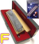 HOHNER ( ホーナー ) 【 F調 】 Super Chromonica 270 クロマチックハーモニカ 270/48 スーパークロモニカ270 12穴 スライド式 ハーモニカ クロモニカ270