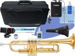 YAMAHA ( ヤマハ ) YTR-4335GII トランペット ゴールドブラスベル 新品 管楽器 B♭ trumpet 管体 gold YTR-4335G2 本体 初心者 【 YTR4335G2 セット D】