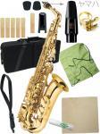 J Michael ( Jマイケル ) AL-500 アルトサックス 新品 ヤマハマウスピース リガチャー 管楽器 alto saxophones E♭ 楽器 本体 セット H 北海道 沖縄  離島 不可