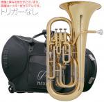 PRESON ( プレソン ) PR3300GL 【トリガーなし】  新品 ユーフォニアム ゴールド B♭ 4ピストン コンペンセイティングシステム 管楽器 管体 イエローブラスベル 一部送料追加