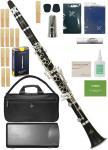 Buffet Crampon ( クランポン ) E11 B♭ クラリネット BC2501-2-01J トラディショナルパッケージ ケースカバータイプ 木製 soprano clarinet E-11 セット A