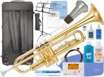 YAMAHA ( ヤマハ ) YTR-3335 トランペット リバース管 ゴールド 1本支柱 管楽器 B♭ 正規品 YTR-3335-01 Trumpet お手入れ用品 セット G 北海道 沖縄 離島 不可