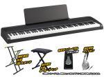 KORG ( コルグ ) B2-BK 簡易練習セット ◆ 【デジタルピアノ】