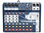 SOUND CRAFT Notepad 12FX  ◆ 12ch小型ミキサー エフェクター搭載 PCとUSB接続でオーディオインターフェースとしても使用できます