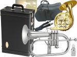JUPITER  ( ジュピター ) JFH1100RS フリューゲルホルン 新品 銀メッキ 管楽器 シルバー B♭ ローズブラス Flugelhorn JFH-1100RS セット B 北海道 沖縄 離島不可