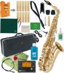 Antigua  ( アンティグア ) eldon アルトサクソフォン 初心者 管楽器 サックス E♭ 管体 ゴールド KORG TM-50TR エルドン アルトサックス セット F 北海道 沖縄 離島不可