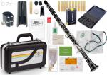JUPITER  ( ジュピター ) JCL750S B♭ クラリネット 新品 木製 グラナディラ 管楽器 本体 Bb clarinet JCL-750S セット A 北海道 沖縄 離島不可