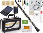 JUPITER  ( ジュピター ) JCL700S B♭ クラリネット 新品 ABS樹脂製 管楽器 本体 プラスチック Bb clarinet JCL-700S セット B 北海道 沖縄 離島不可